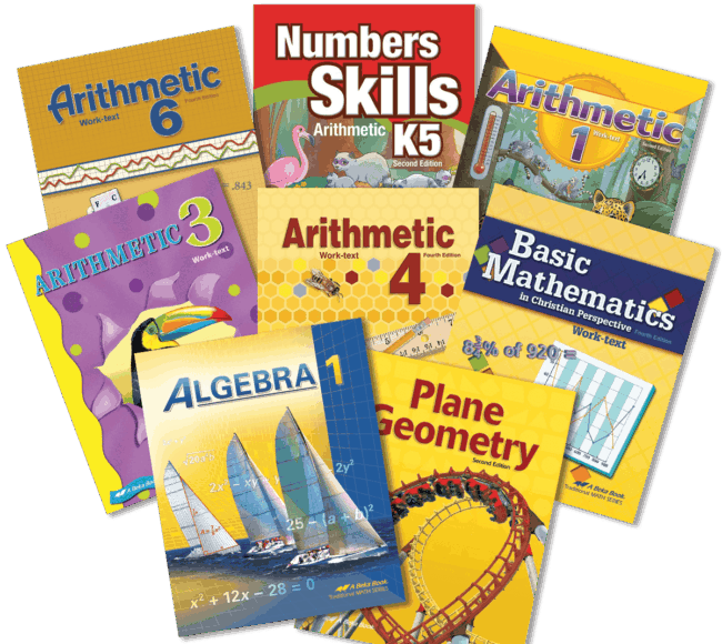 Math Textbooks